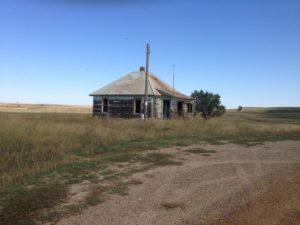 Char schoolhouse