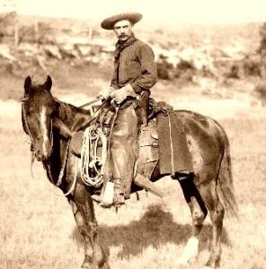 western saddle cowboy